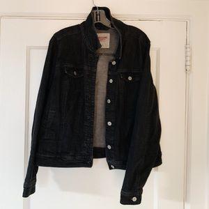 Dark Wash Denim Jacket